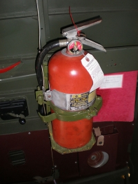 Обеспечение пожарной безопасности автотехники